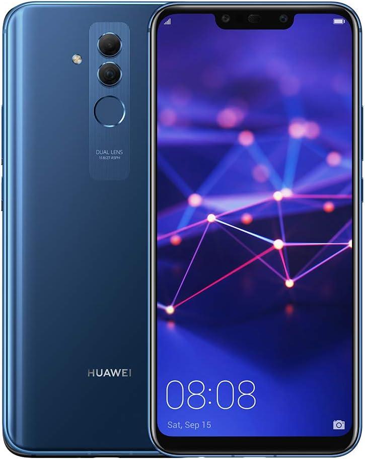"Huawei Mate 20 Lite SNE-LX3 64GB (Factory Unlocked) 6.3"" FHD (International Version) (Sapphire Blue)"