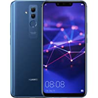 Huawei Mate 20 Lite 64GB Libre de Fabrica 4G LTE SNE-LX3 (Dual SIM), Version Global Desbloqueado Azul