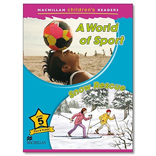 MCHR 5 A World of Sport Macmillan Children's Readers ...