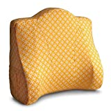 Back Buddy Avery Cotton Slipcover, Yellow