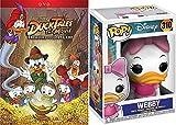 Disney Webby Pop! & Ducktales The Movie Treasure f the Lost Lamp Cartoon & Figure Character Fun Bundle