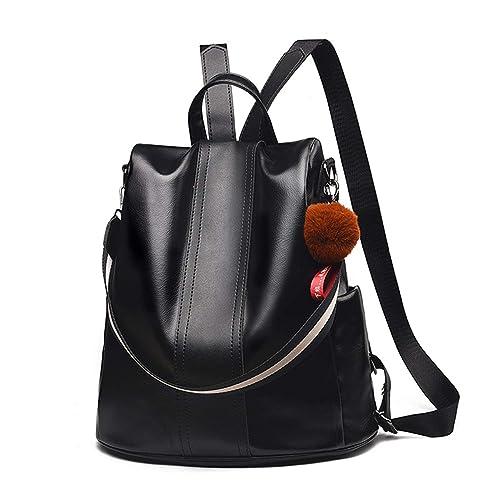 b496eba55686 NICOLE & DORIS Women Backpack Fashion rucksack for ladies Backpack  Waterproof anti-theft daypack shoulder bag large capacity