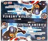 Marvel Captain America Trading Cards 16-Pack Box (2011 Upper Deck)