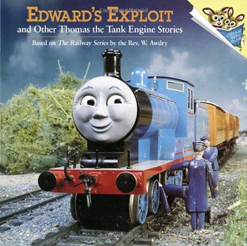 Edward's Exploit and Other Thomas the Tank Engine Stories (Thomas & Friends) (Pictureback(R)) (Thomas The Tank Engine Man)
