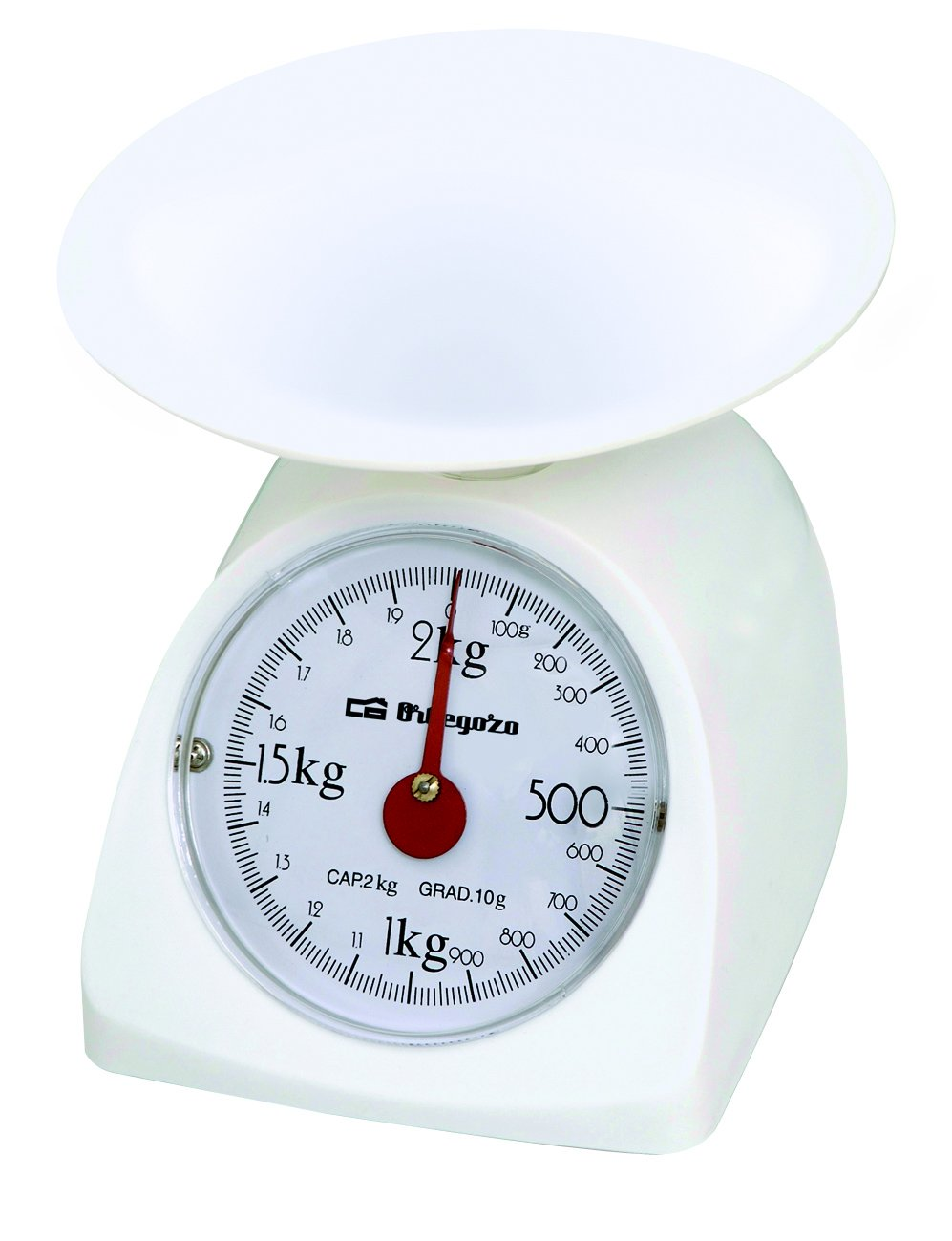Orbegozo PC 1015 - Peso de cocina mecánico: Amazon.es: Hogar