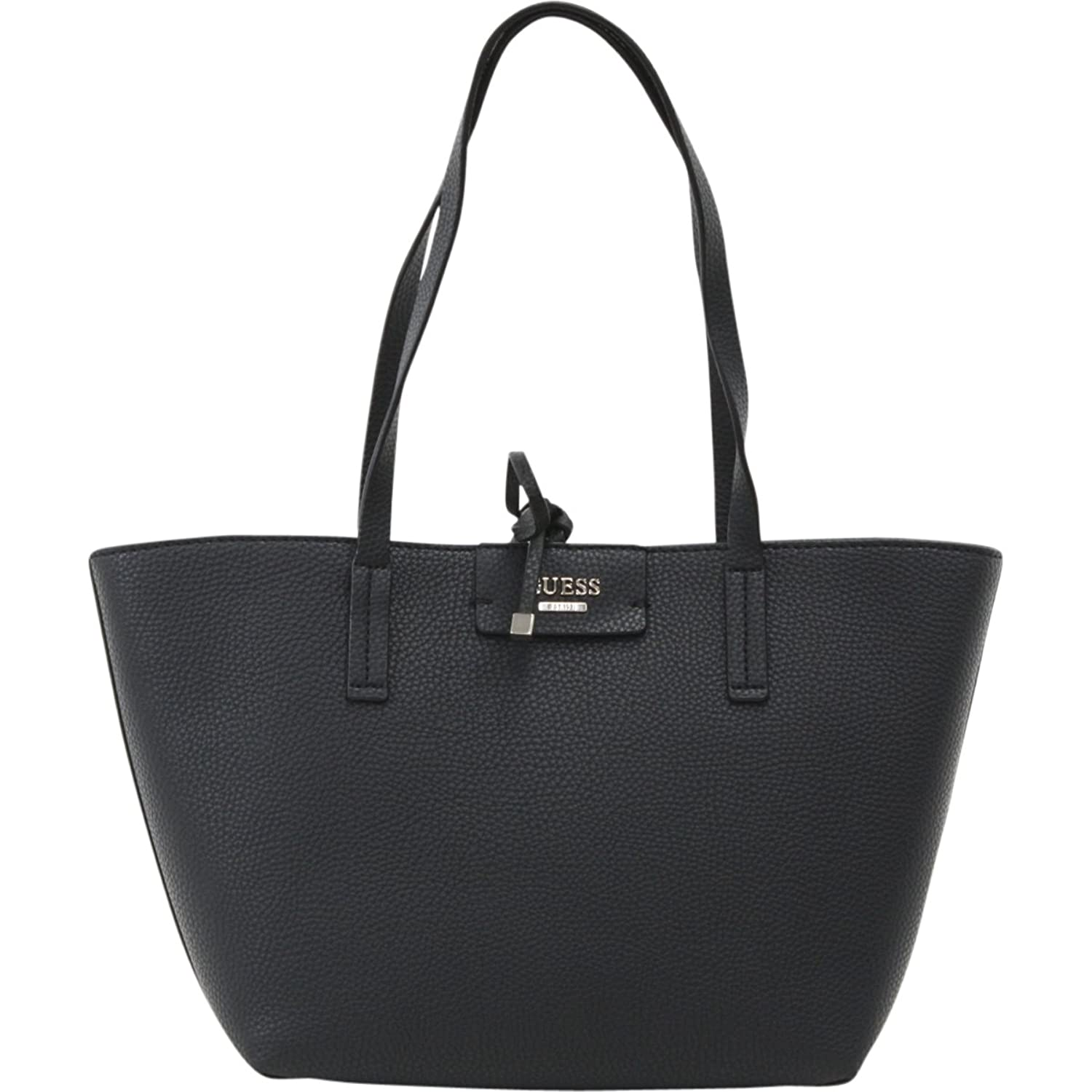 Bobbi Inside Out Tote Velvet / Black Guess DXOzUeavx