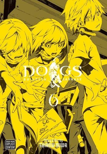 DOGS GN VOL 06  MR   C  1 0 1