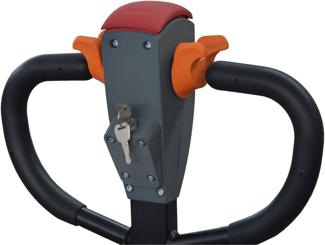 Palettenhubwagen Gabelhubwagen elektrischer Hubwagen Elektro-Hubwagen 2000kg