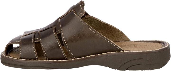 Men's Brown Sandals Authentic Mexican