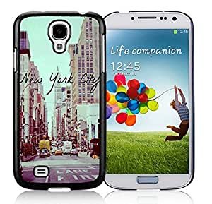 Unique New York City S4 Case Best Samsung Galaxy S4 I9500 Case Black Cover