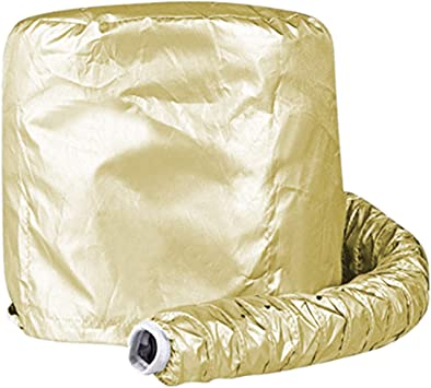 Bonnet Casque Gonflable Pour Sèche Cheveux Capot Soufflant