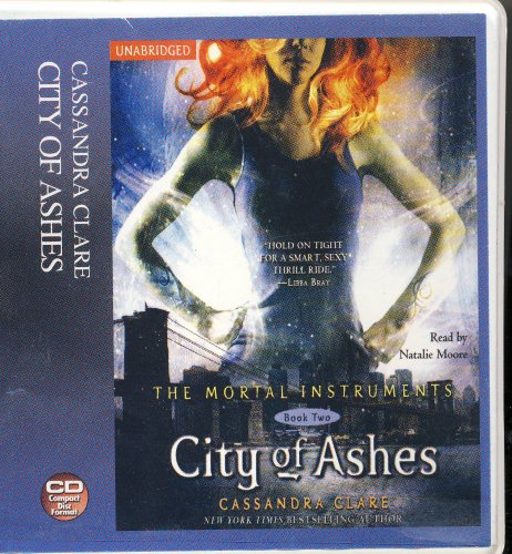 How Long to Read City of Ashes by Cassandra Clare Unabridged CD Audiobook (The Mortal Instruments Series, Book Two)
