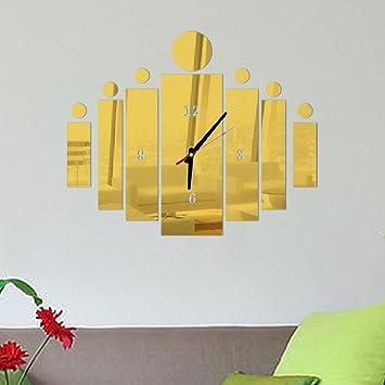 Amazoncom Peize HOT Removable Diy Acrylic 3D Mirror Wall