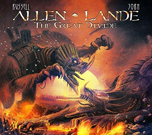 Russell Allen: The Great Divide (Digipak) (Audio CD)