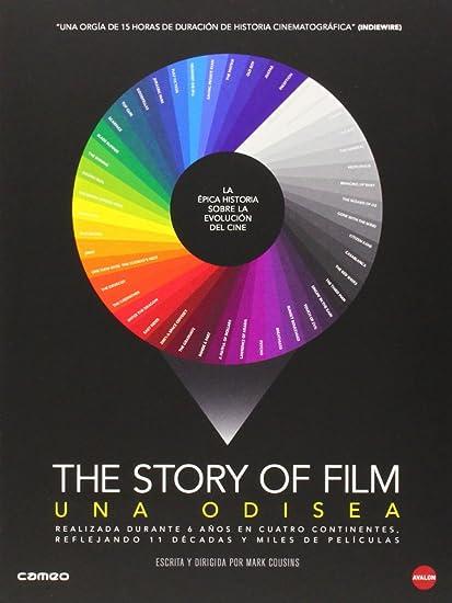 The story of film [DVD]: Amazon.es: Mark Cousins: Cine y Series TV