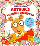 Arthur's Valentine Countdown, Marc Brown, 0679884750