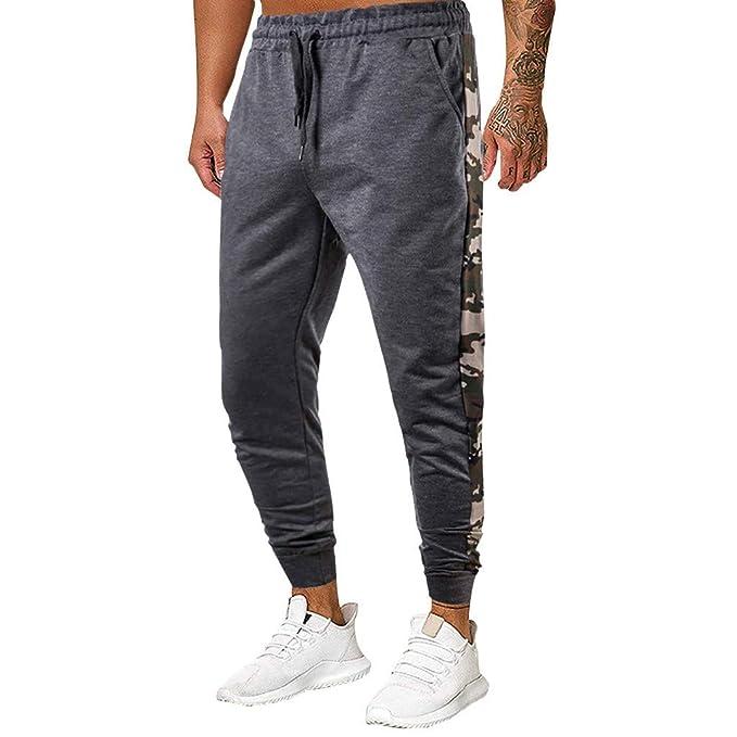 Pantalones Hombre Tallas Grandes, 2019 otoño e Invierno Moda ...