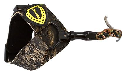 New Tru-Fire Edge Buckle Strap Foldback Black Release
