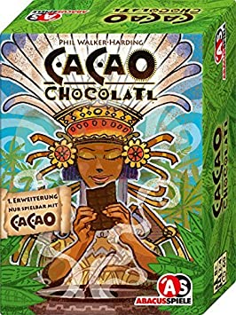 Abacus 06162 Cacao Chocolatl with 4 Expansion by Abacus Spiele ...