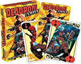Aquarius Deadpool Family Playing Cards