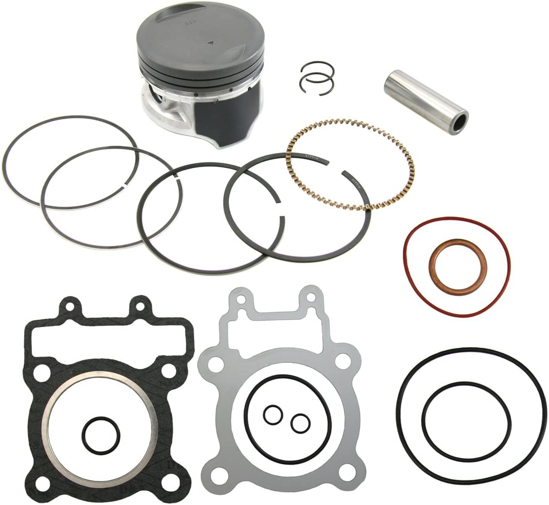 Top End Rebuild Gasket Kit Kawasaki Bayou KLF 220 Klf220 1988-2002