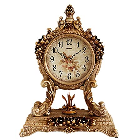 SUNBJ Creativa Relojes de Mesa, Relojes, Relojes de Mesa, Mudo ...
