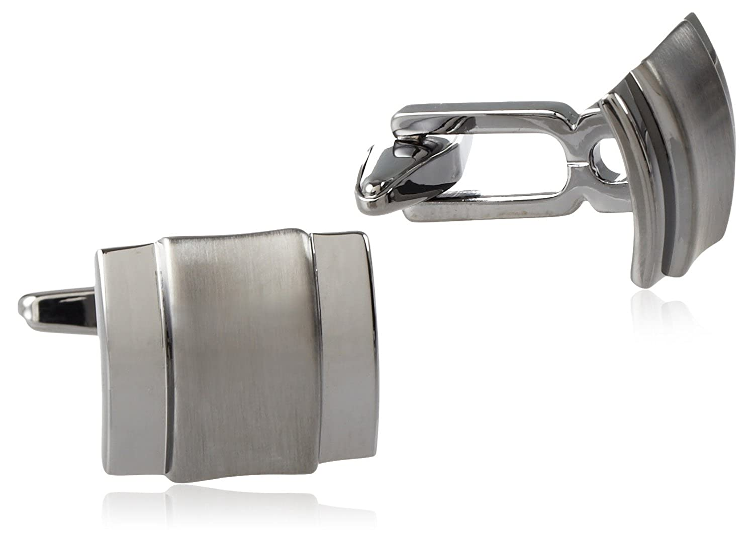 Kenneth Cole Reaction Mens Domed Cufflinks