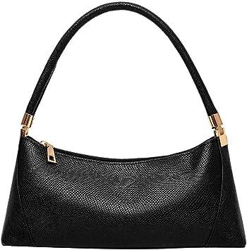 New Women cross body neck purse genuine leather satchel Sneak Print Purse Bag