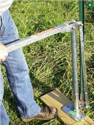 Fence Post Puller JackJaw 205 T