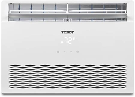 front facing tosot 8,000 btu window air conditioner