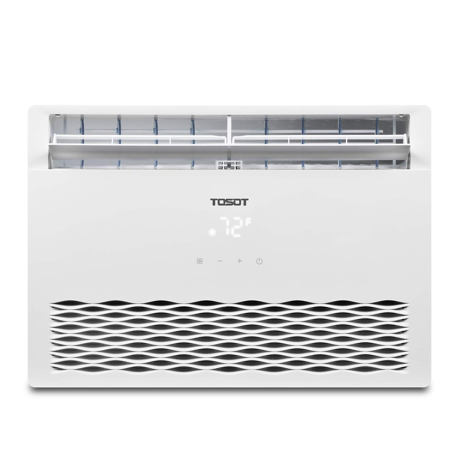 TOSOT 8,000 BTU Window Air Conditioner - 2019 Model, Energy Star, Modern Design, and Temperature-Sensing Remote - Window AC for Bedroom, Living Room, and attics up to 350 sq. ft. by TOSOT