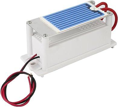 Sunlera 220V Mini Generador de ozono Integrado de la Placa de cerámica de Aire ozonizador la máquina de hogar Bricolaje purificador de Aire de olores Eliminación: Amazon.es: Electrónica