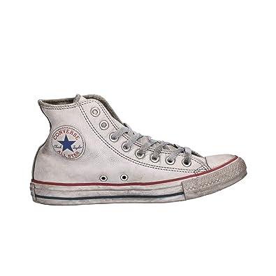 Converse , Herren Sneaker Grau grau, Grau grau Größe