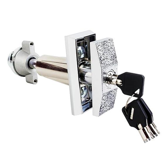 IPOTCH Bloqueo de Enchufe de Seguridad Sólida Cerradura de Máquinas Expendedoras de Bebidas Snack: Amazon.es: Bricolaje y herramientas