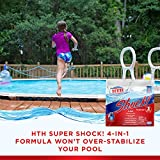 HTH 52023 Super Shock Treatment Swimming Pool