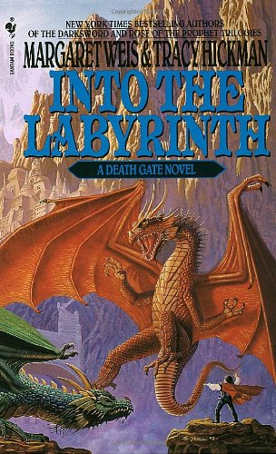 Into the Labyrinth (A Death Gate Novel) (South Gate City)