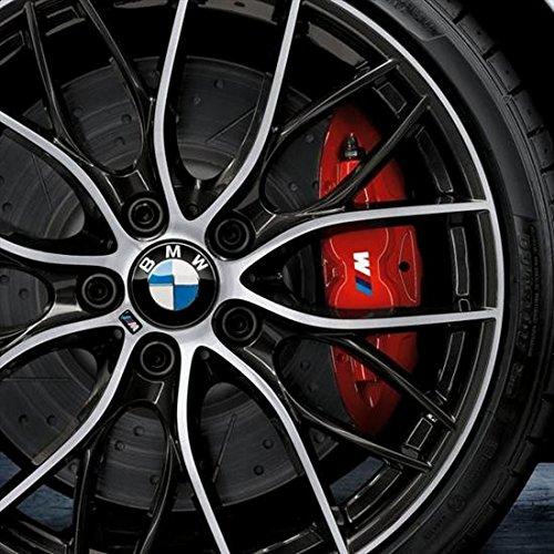 Bmw Performance Brakes - BMW Genuine M Performance Brake System Red
