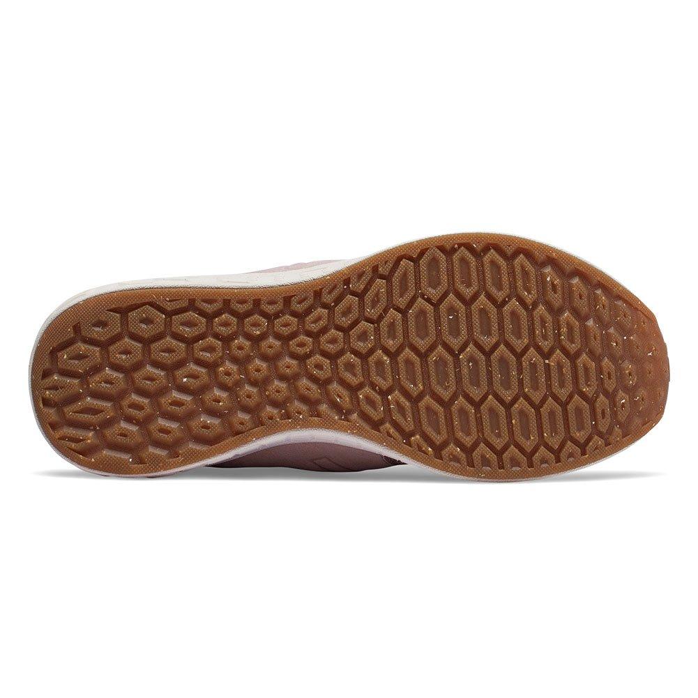 New Balance Women's Cruz V2 Fresh Foam Running Shoe B075R7D1F6 7.5 D US|Conch Shell