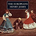 The Europeans Audiobook by Henry James Narrated by Eleanor Bron