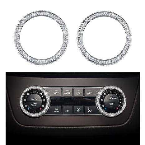 1797 Mercedes Accessories Benz Parts Trim Air Conditioner Control Switch  Knob Regulator Caps Cover Decals Interior