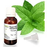 Allin Exporters Peppermint Oil 15 Ml Natural Ideal For Use In Aromatherapy For Skin & Muscles