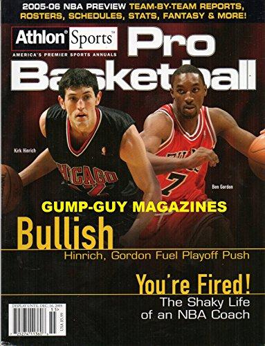 Athlon Sports Pro Basketball Edition 2005-06 ()