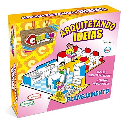 Arquitetando Ideias Carlu Brinquedos