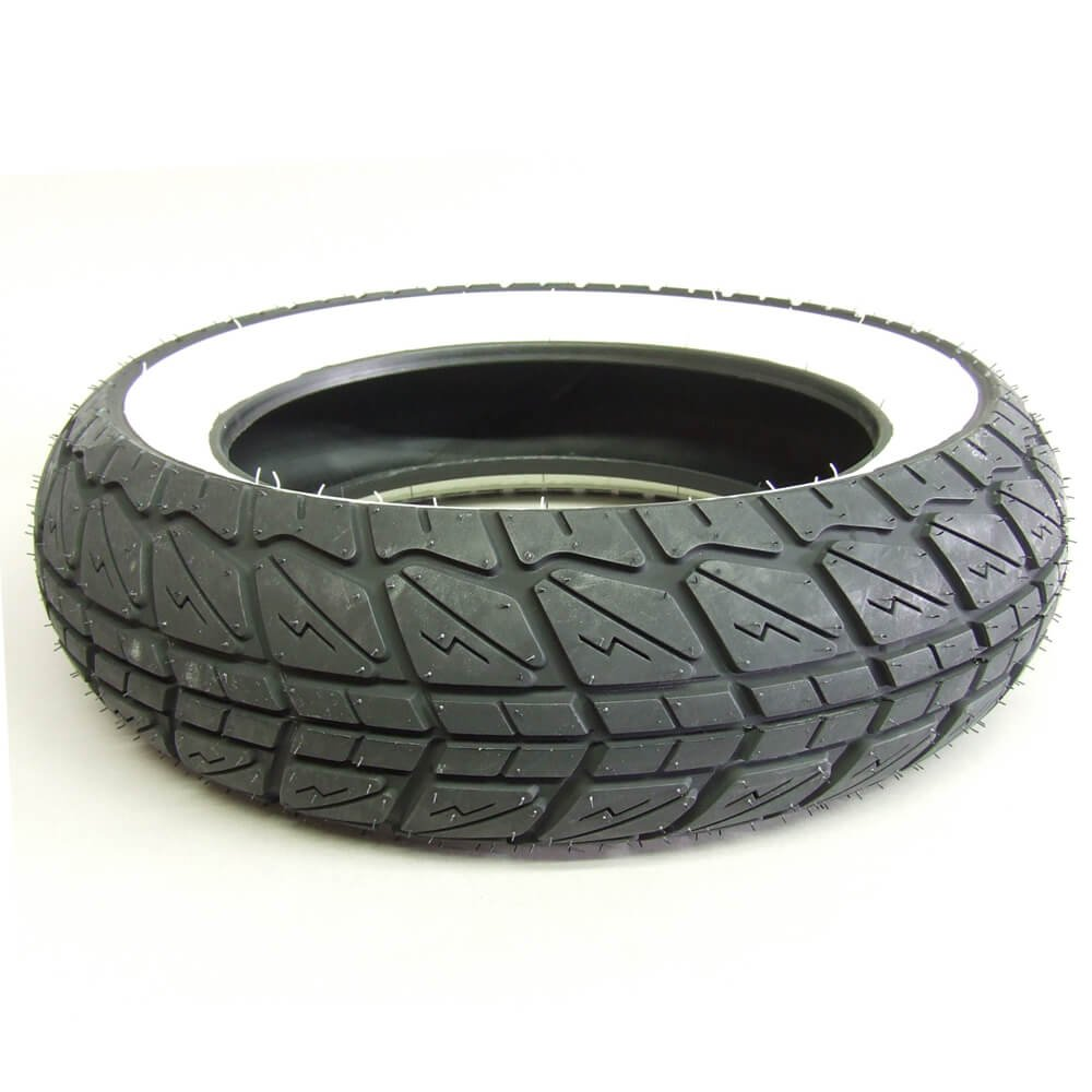Shinko Tire (Whitewall, 130/70-12)