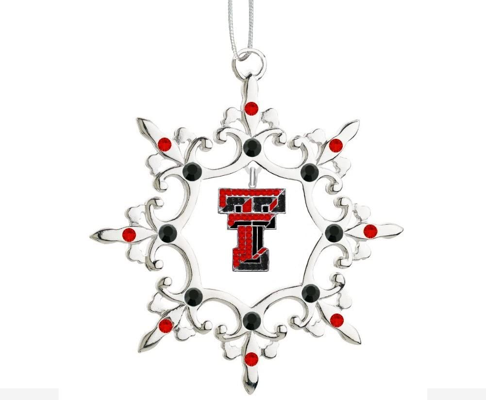 2020 Texas Tech Christmas Ornament Amazon.: Texas Tech University Christmas Ornament : Sports