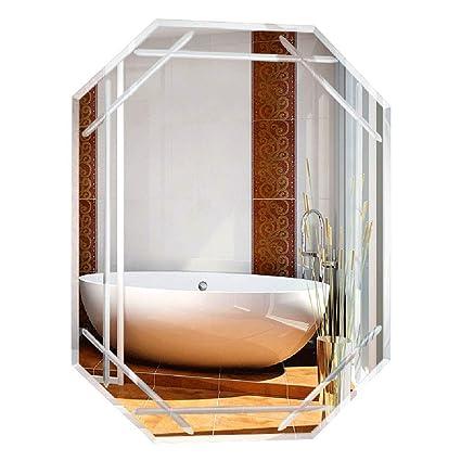 Specchi Moderni Senza Cornice.Specchio Da Bagno Moderno Senza Cornice Specchio Da