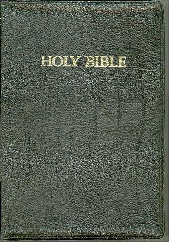 Large Print Bible-KJV-Zipper: Harold Metcalf: 9781580870733