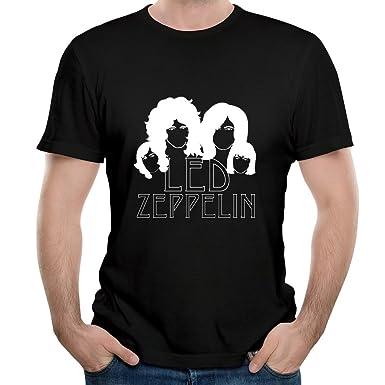 Amazon.com: Para hombre Led Zeppelin miembros de la banda ...