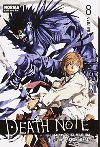Descargar Libro Death Note 8 Obata Ohba