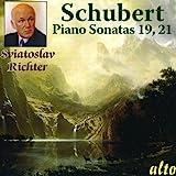 Schubert:Piano Sonatas 19,21